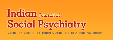 Indian Journal of Social Psychiatry